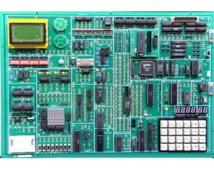 现代单片机.微机.EDA综合实验开发系统