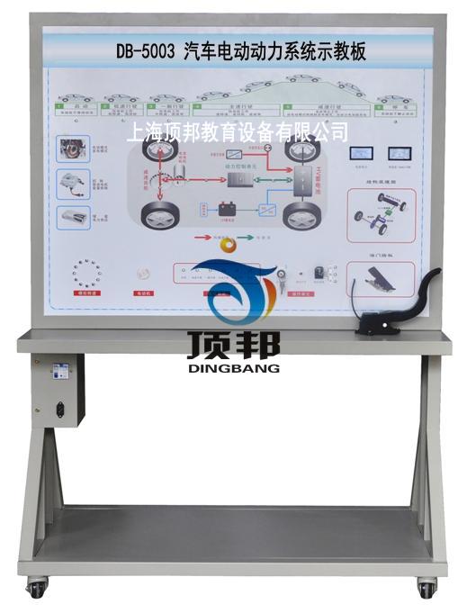 汽车电动动力系统示教板