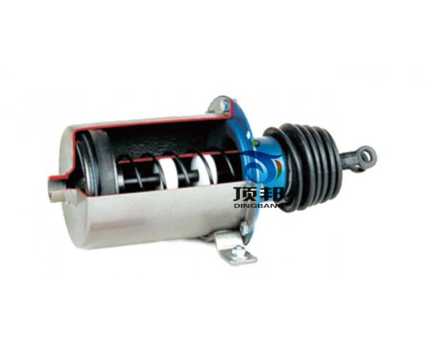 汽车气压制动活塞式制动缸解剖模型