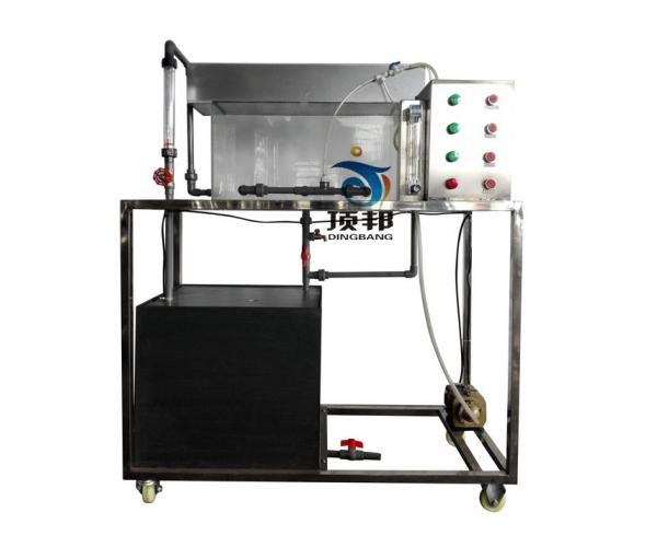臭氧紫外光杀菌分点测定系统