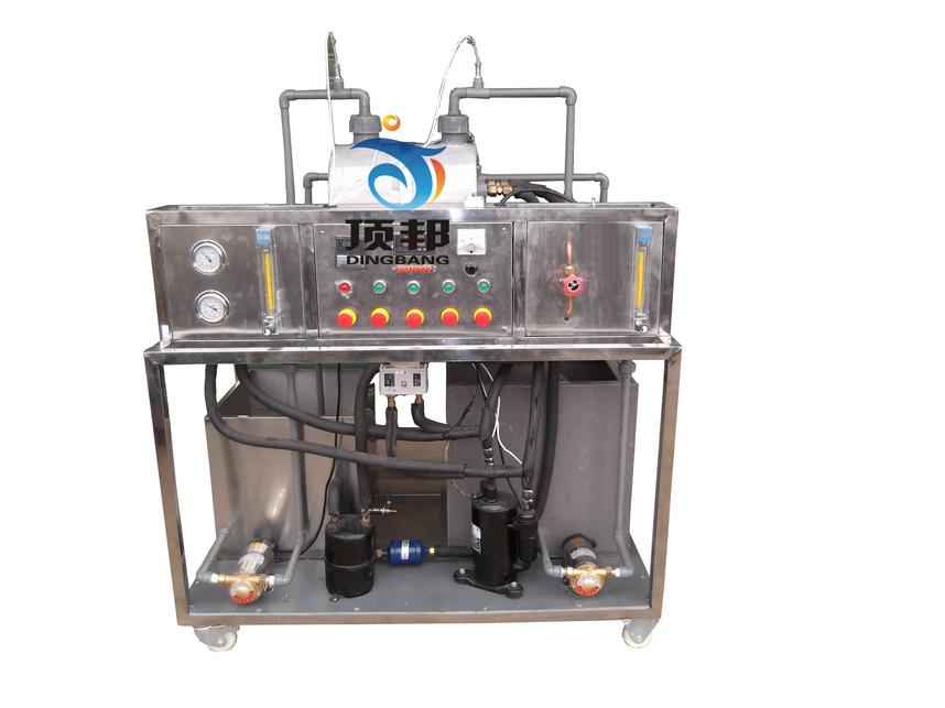 制冷压缩机性能测定实验装置
