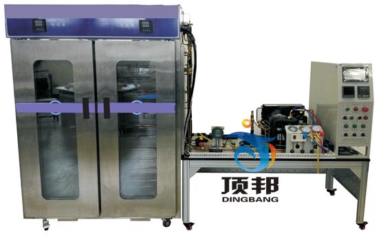 现代制冷装调技术综合实训考核设备